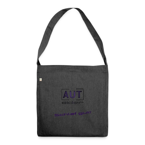 Avatarp png - Schultertasche aus Recycling-Material