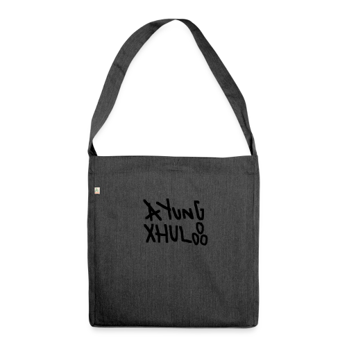 AYungXhulooo - Original - SloppyTripleO - Shoulder Bag made from recycled material