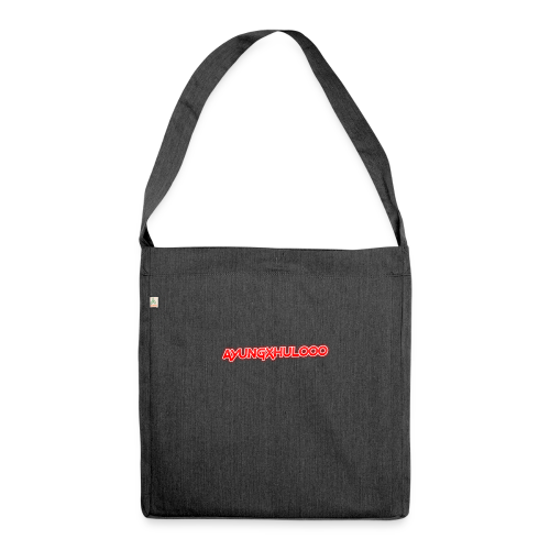 AYungXhulooo - Neon Redd - Shoulder Bag made from recycled material