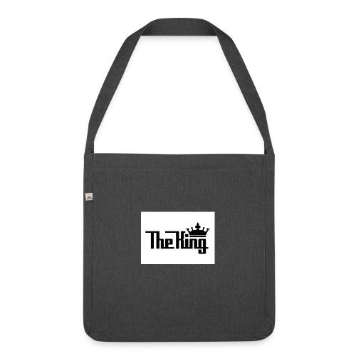 TheKing - Schultertasche aus Recycling-Material