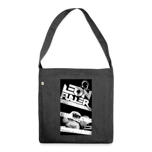 Leon Fuller fanshirt - Shoulder Bag made from recycled material