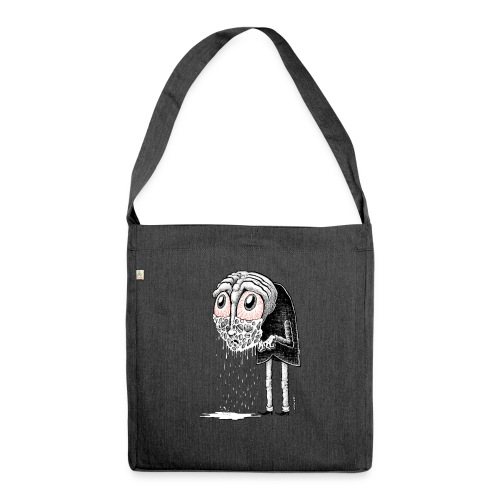 Crybaby 1 - Shoulder Bag made from recycled material