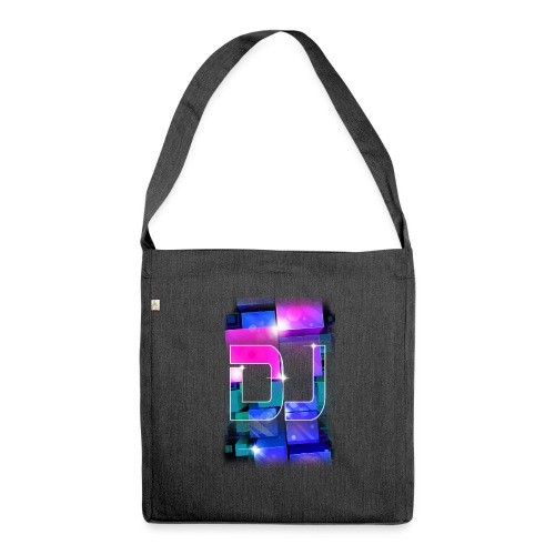 DJ by Florian VIRIOT - Sac bandoulière 100 % recyclé