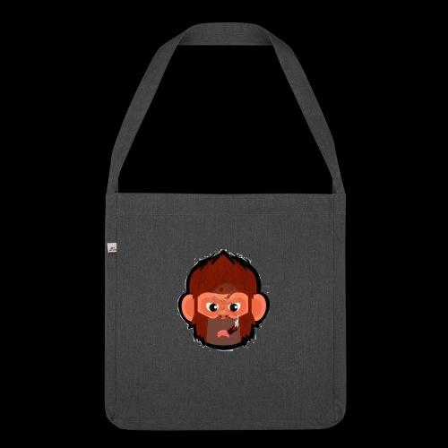 PoGo Mask t-shirt - Skuldertaske af recycling-material