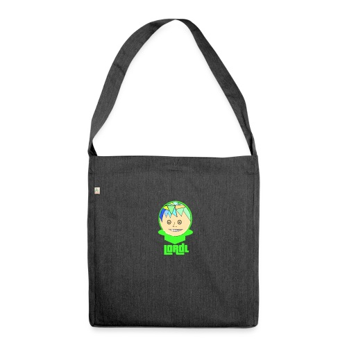Lord L Comic - Schultertasche aus Recycling-Material