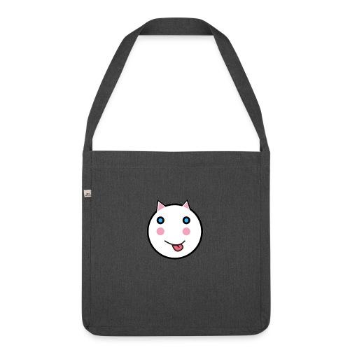 Alf Cat | Alf Da Cat - Shoulder Bag made from recycled material