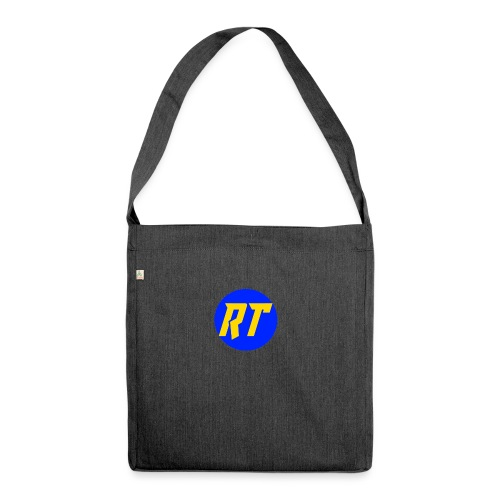 Gold RT - Shoulder Bag made from recycled material