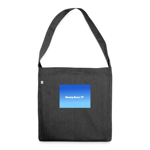 Honey Bears TV Merch - Shoulder Bag made from recycled material