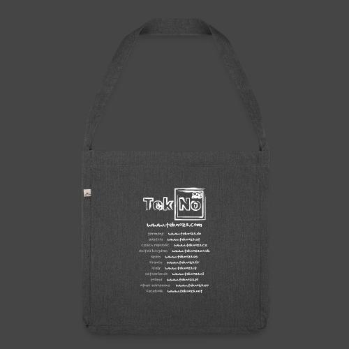 tekno23 - Sac bandoulière 100 % recyclé