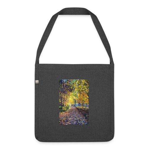 Autumn - Torba na ramię z materiału recyklingowego