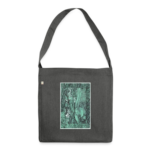 ryhope#85 - Shoulder Bag made from recycled material
