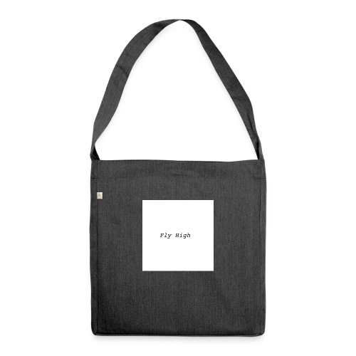 Fly High Design - Shoulder Bag made from recycled material