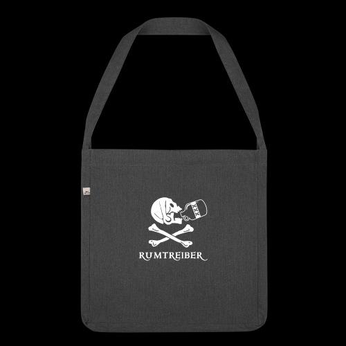 ~ Rumtreiber ~ - Schultertasche aus Recycling-Material