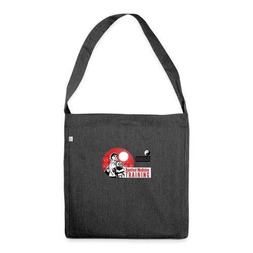 Barefoot Forward Group - Barefoot Medicine - Shoulder Bag made from recycled material