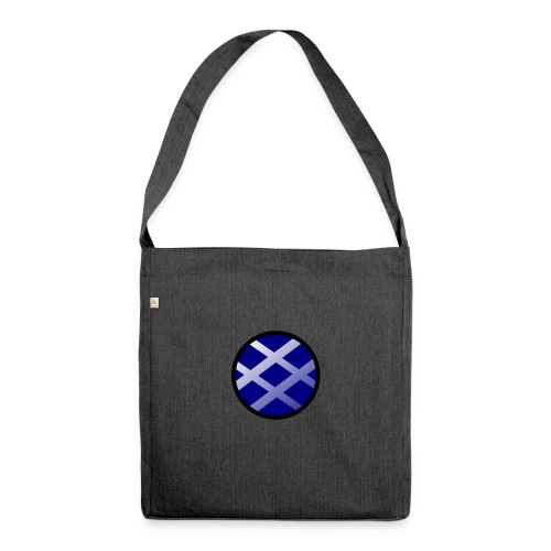 Logo církel - Shoulder Bag made from recycled material
