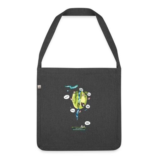 T-shirt Maison de L'aventure - Sac bandoulière 100 % recyclé