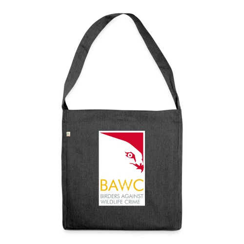 BAWC Logo - Shoulder Bag made from recycled material