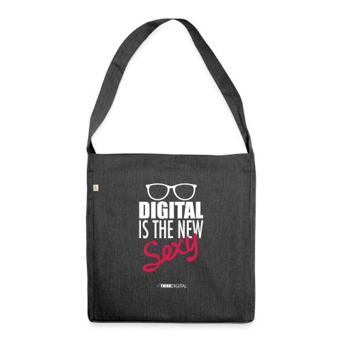 DIGITAL is the New Sexy - Lady - Borsa in materiale riciclato