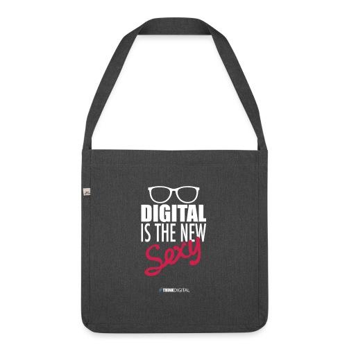 DIGITAL is the New Sexy - Lady - Borsa in materiale riciclato