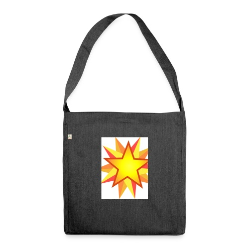 ck star merch - Shoulder Bag made from recycled material
