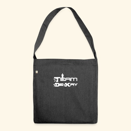 Team_Tim - Shoulder Bag made from recycled material