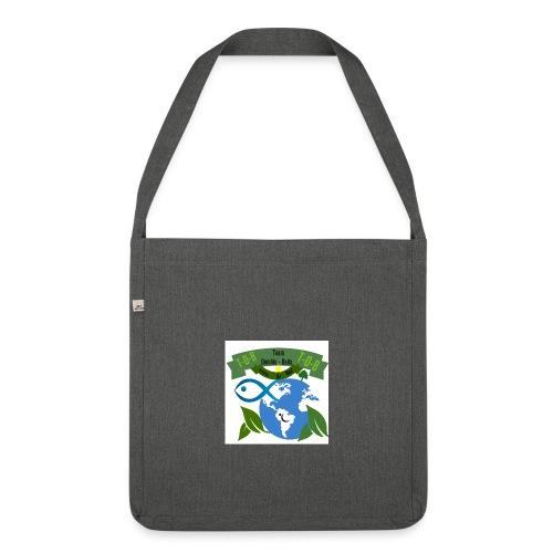 logo dumble baits - Sac bandoulière 100 % recyclé