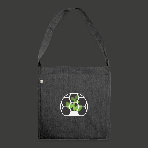Biosphere Stuffs - Shoulder Bag made from recycled material