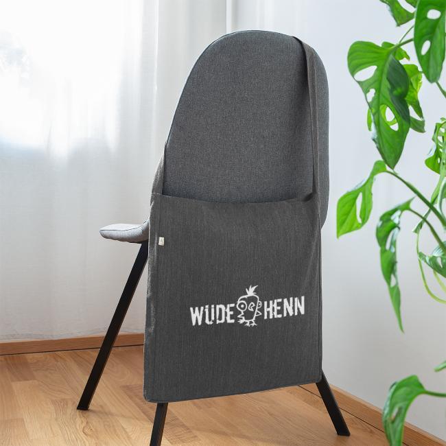 Vorschau: Wüde Henn - Schultertasche aus Recycling-Material