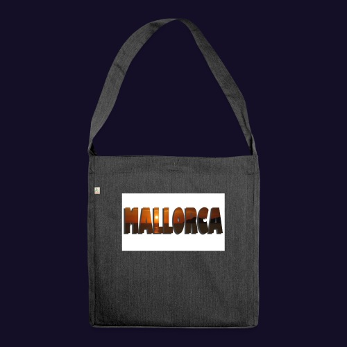 Malle - Schultertasche aus Recycling-Material