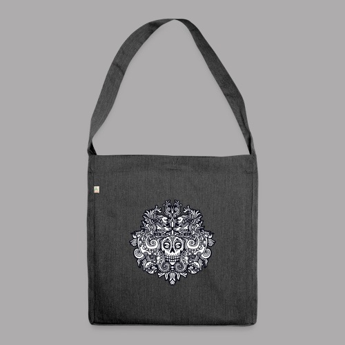 xibalba black - Shoulder Bag made from recycled material