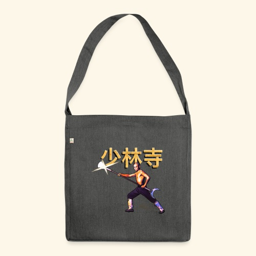 Gordon Liu as San Te - Warrior Monk - Schoudertas van gerecycled materiaal