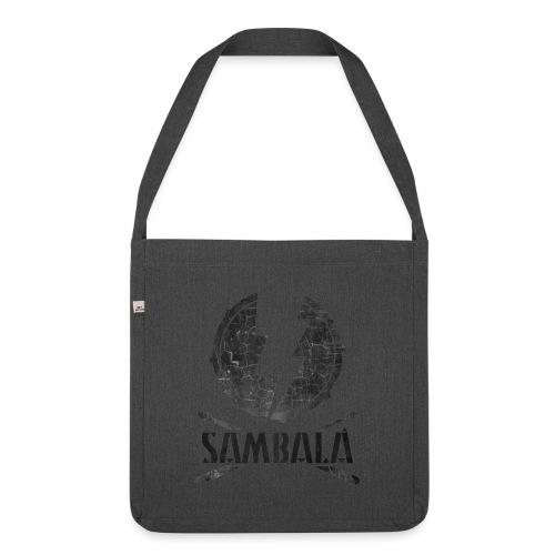 Batucada Sambala - Bandolera de material reciclado