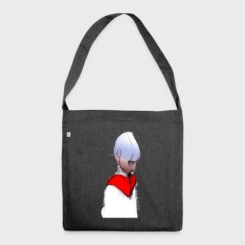 Android Bishop - Shoulder Bag made from recycled material