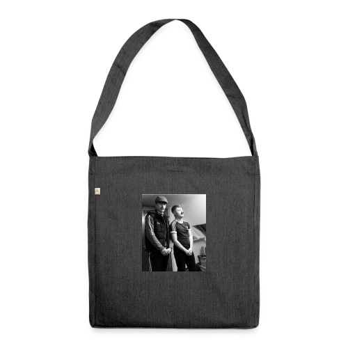 El Patron y Don Jay - Shoulder Bag made from recycled material