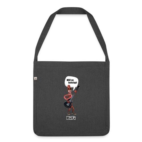 BiFi T-Shirt Men - Shoulder Bag made from recycled material
