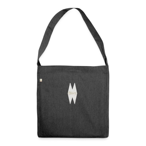MELWILL white - Shoulder Bag made from recycled material