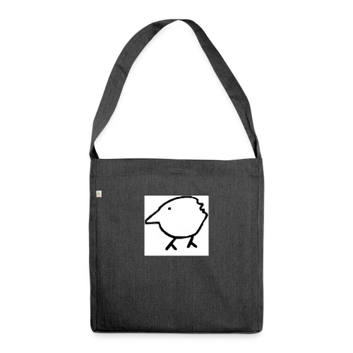 Autsider Fred - Schultertasche aus Recycling-Material