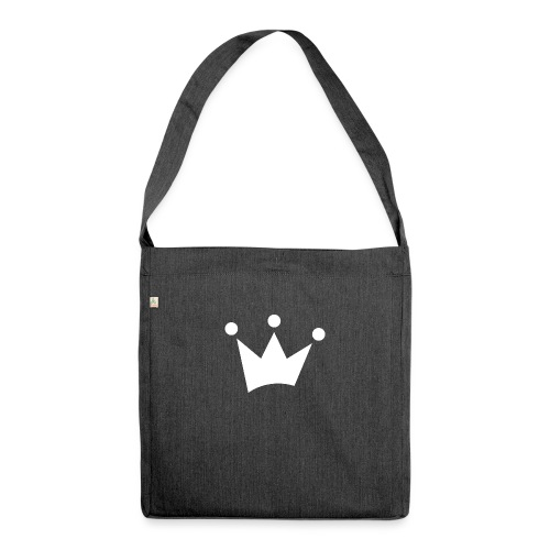 LOF Krone - Schultertasche aus Recycling-Material