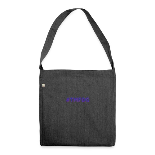 Collection : 2019 #tmfdg - Sac bandoulière 100 % recyclé