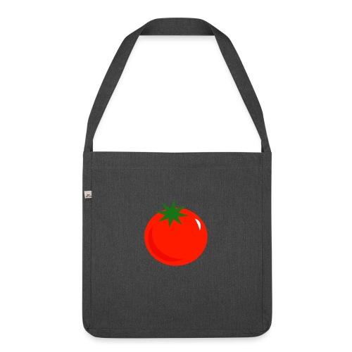 Tomate - Bandolera de material reciclado