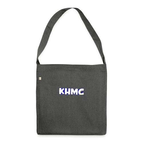 The Official KHMC Merch - Shoulder Bag made from recycled material