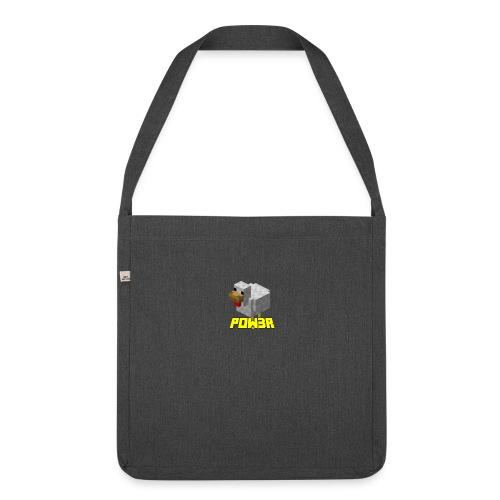 POw3r sportivo - Borsa in materiale riciclato