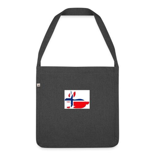bunny_NY_LOGO_LI - Shoulder Bag made from recycled material