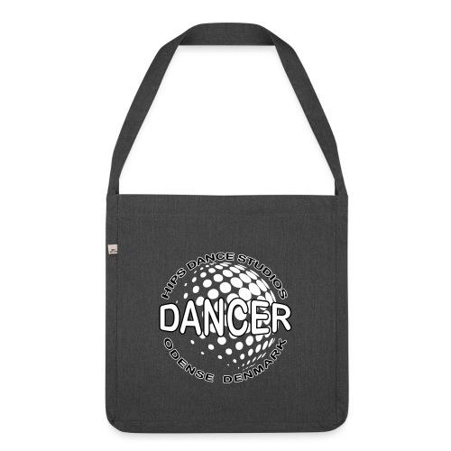 Globe Dancer - Skuldertaske af recycling-material