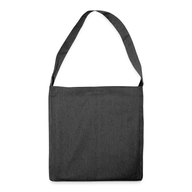 Vorschau: Beste Freunde fürs Leben - Schultertasche aus Recycling-Material