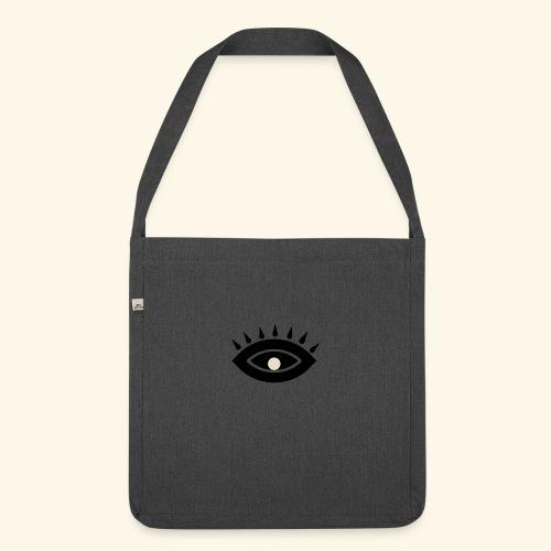 third eye - Axelväska av återvinningsmaterial
