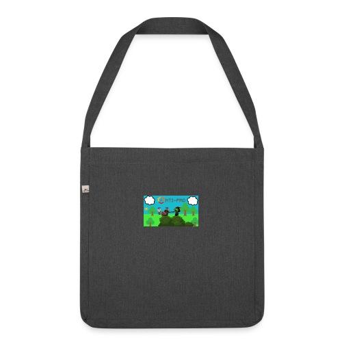 Maglietta Immagine Mario Anti-Pro - Borsa in materiale riciclato