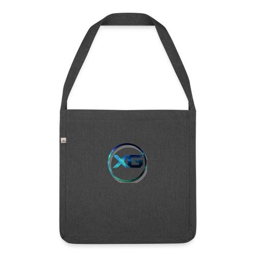 XG T-shirt - Schoudertas van gerecycled materiaal