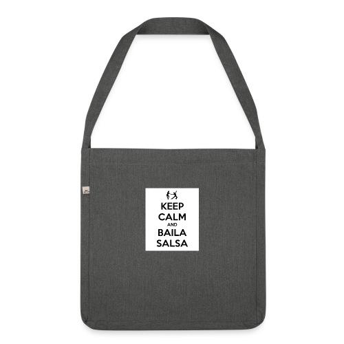 keep-calm-and-baila-salsa-41 - Borsa in materiale riciclato