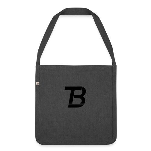 brtblack - Shoulder Bag made from recycled material